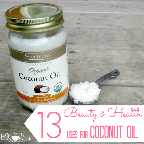 13 Beauty and Health uses for Coconut Oil5002