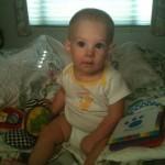 Saylor Jane, 8 months