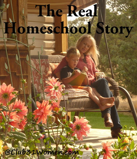 The Real Homeschool Story (1)
