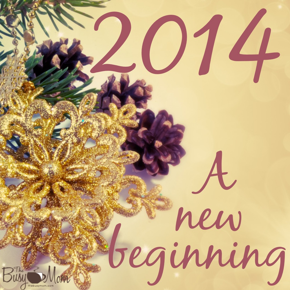 2014 - A New Beginning