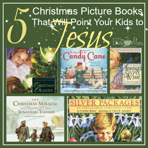 5 Christmas Books