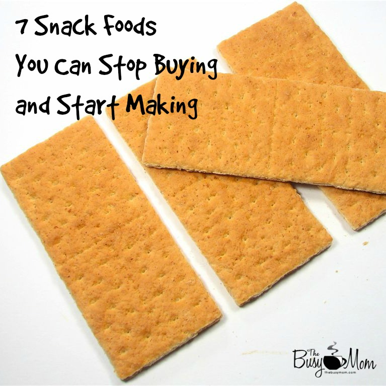 7 Snacks Foods