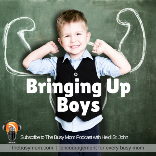 The culture is headed toward gender neutrality—but the Word of God tells us that God created us male and female... by design! Embrace the difference between the sexes with Heidi St. John and Durenda Wilson on today's podcast. Between them, they have seven boys!