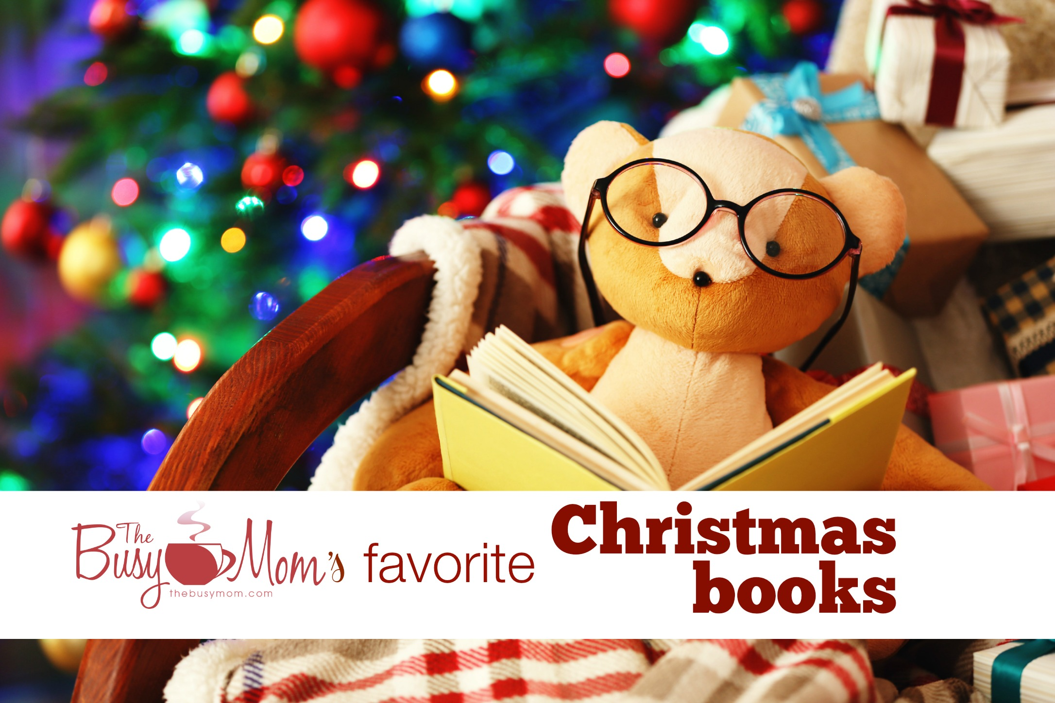 The Busy Mom\'s Favorite Christmas Books | Author and Speaker, Heidi ...