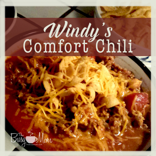 Comfort-Chili