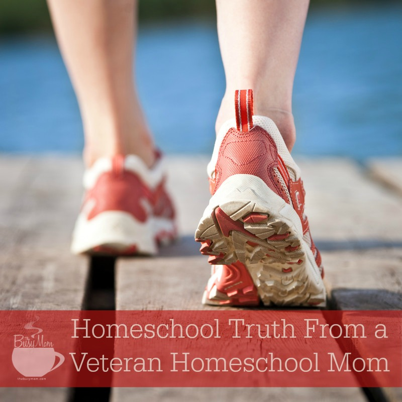 Homeschool Truth From a Veteran Homeschool Mom