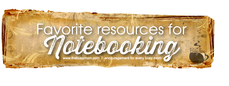 Notebooking_resources