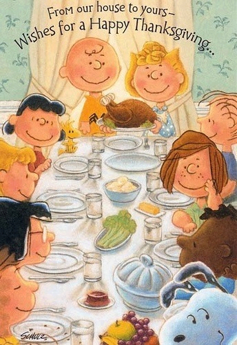 Peanuts_Thanksgiving
