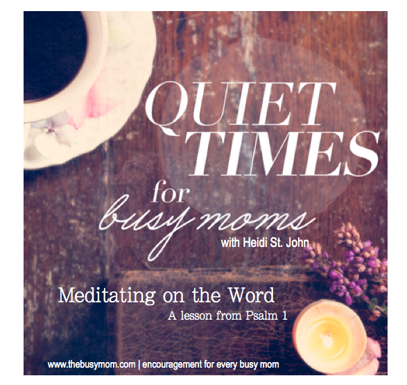 QT13_MeditatingOnTheWord