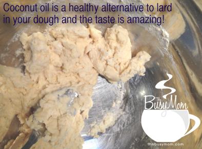 Cobbler dough
