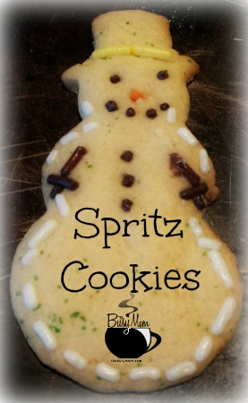 Spritz Cookies TBM