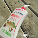 Fall Skin and Hair Care - St Ives body Lotion