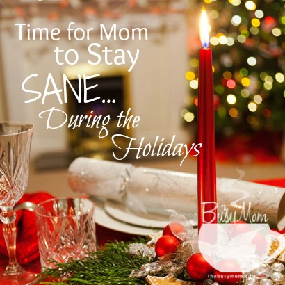 Time For Mom Holidays
