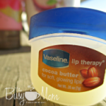 Fall Skin and Hair Care - Vaseline Lip Therapy Cocoa butter