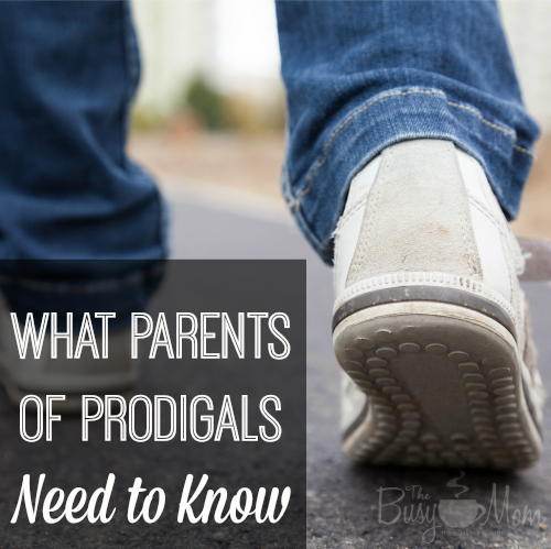 parenting prodigals