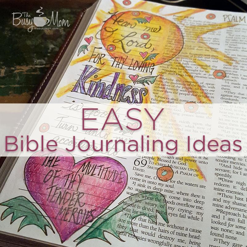 bible-journaling