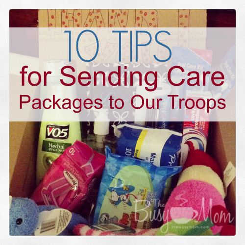 care package tips