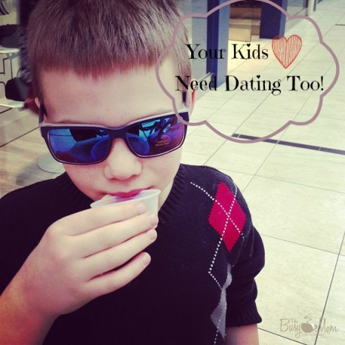 Your Kids Need Dating Too!
