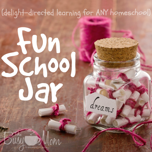 fun school jar
