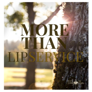 more-than-lip-service