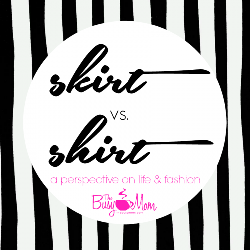 skirt vs, shirt title