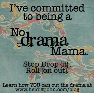 No_drama_commit