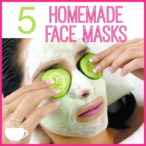 Homemade facial masks for teens