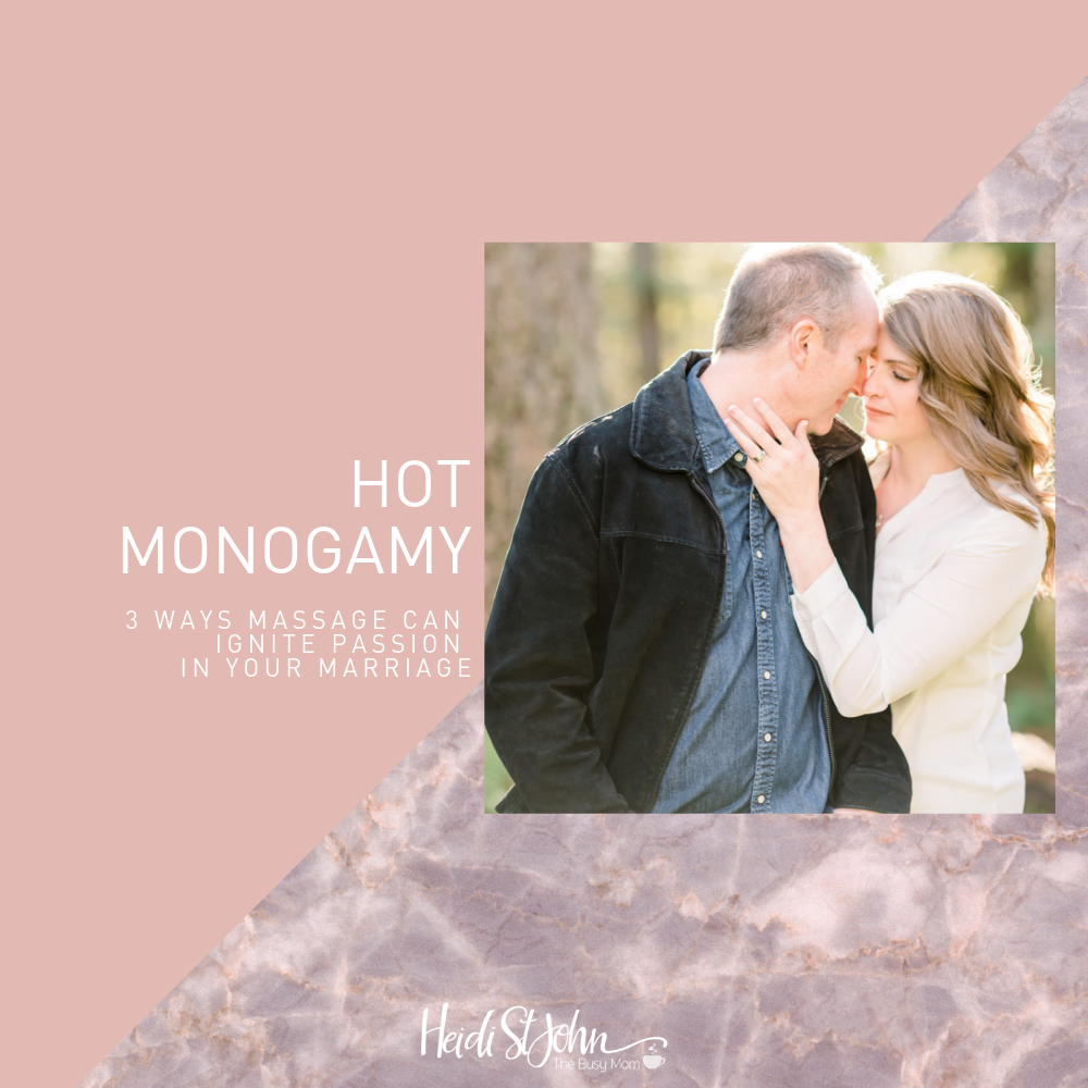Red hot monogamy dating ideas