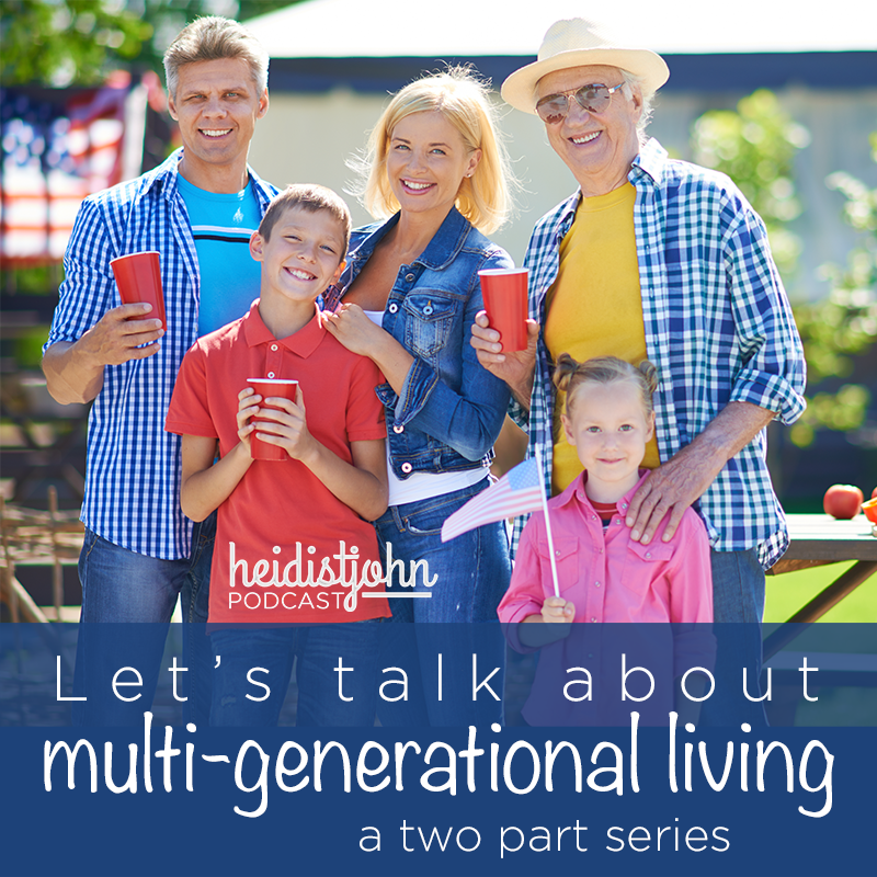 Multi Generational Living