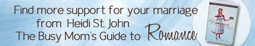 Heidi St John Guide to Romance